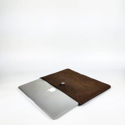 gerçek deri macbook kilif
