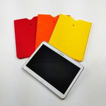 Keçe tablet bilgisayar kılıfı