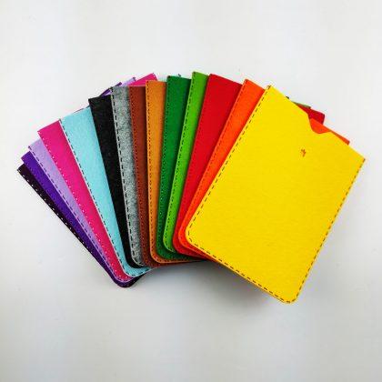 Renkli Keçe Tablet Pc Kılıf