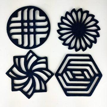 lacivert geometrik 4lu2