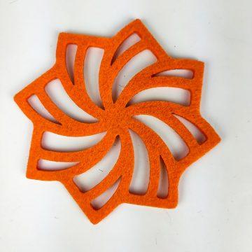 turuncu geometrik