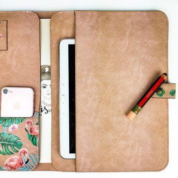 MacBook Organizer Evrak Çantası Tablet Kılıfı